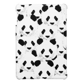 Panda pattern iPad mini cover