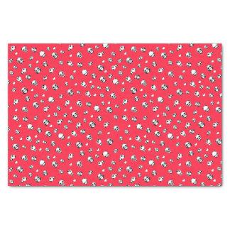 Panda pattern tissue paper