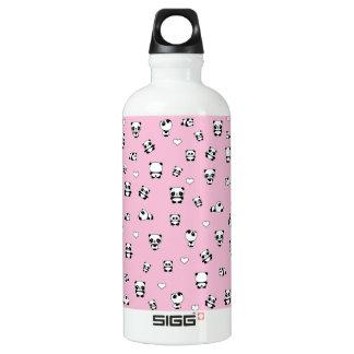 Panda pattern water bottle