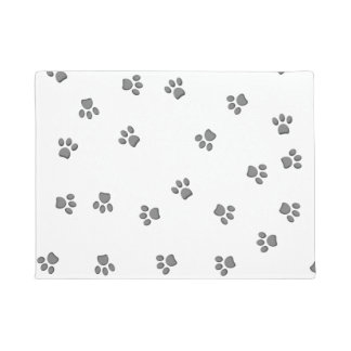 Panda Paws Doormat