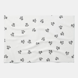 Panda Paws Kitchen Towel