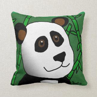 Panda pillow 16x16