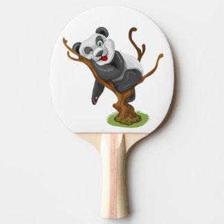 panda ping pong paddle