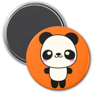Panda Plushie Magnet