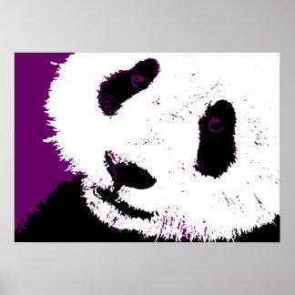 panda. posters