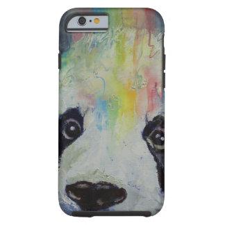 Panda Rainbow Tough iPhone 6 Case