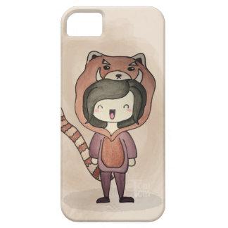 Panda Red PhoneCase iPhone 5 Cases