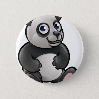 Panda Safari Animals Cartoon Character 2 Inch Round Button