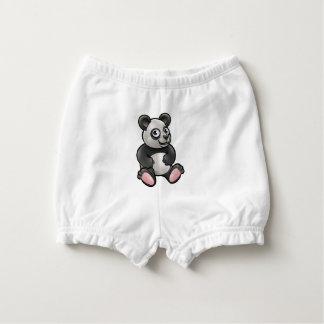 Panda Safari Animals Cartoon Character Diaper Cover