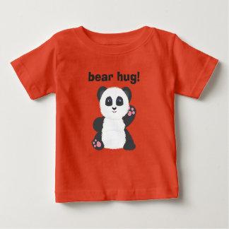 Panda shirt hug me!