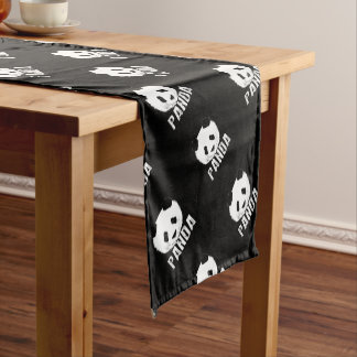 Panda Short Table Runner