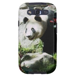 Panda Smile Galaxy S3 Cases
