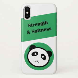 Panda Strength & Softness Case-Mate iPhone Case