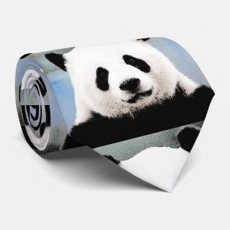 Panda Tie
