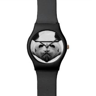 Panda trooper wristwatches