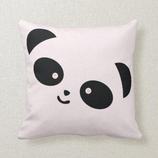 Panda Two Adopt me please Throw Pillow