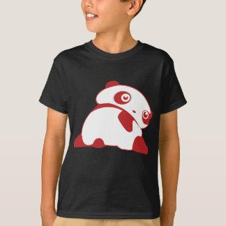 Panda_v1_Red T-Shirt