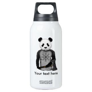 Panda Viking Warrior Insulated Water Bottle