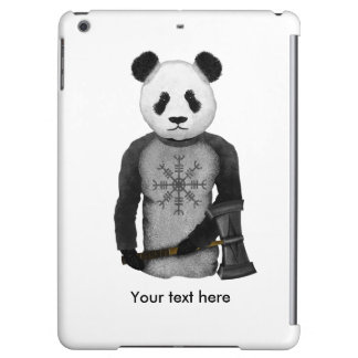 Panda Viking Warrior iPad Air Cover