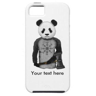 Panda Viking Warrior iPhone 5 Cases