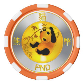 Pandacoin PND Poker Chips