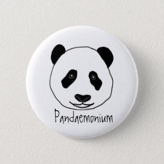 Pandaemonium Badge 2 Inch Round Button