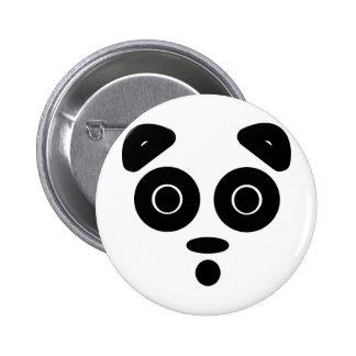 pandamonium 2 inch round button