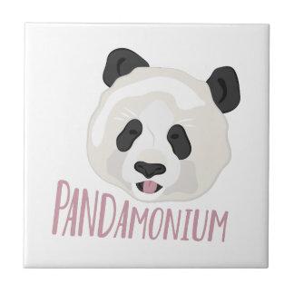 Pandamonium Ceramic Tile