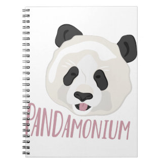 Pandamonium Note Books