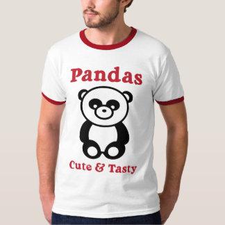 Pandas Cute & Tasty T-Shirt