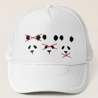 Panda's Don't Hate Trucker Hat