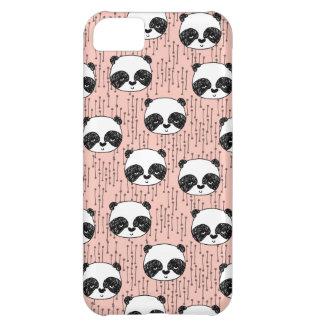 Pandas - Panda - Tiny Pale Pink / Andrea Lauren iPhone 5C Cases
