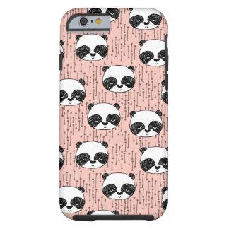 Pandas - Panda - Tiny Pale Pink / Andrea Lauren Tough iPhone 6 Case