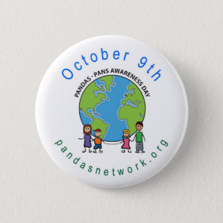 PANDAS/PANS October 9th Awareness Day Pin