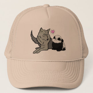 PandaWolf Presents Hat
