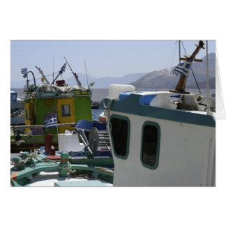 Pandeli boats card
