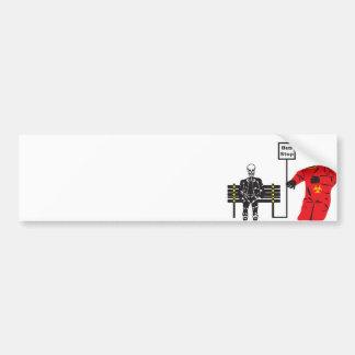 pandemic bumper sticker