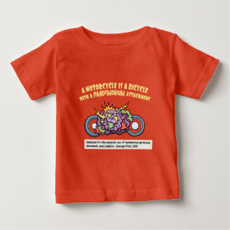 Pandemonium Attachment Baby T-Shirt