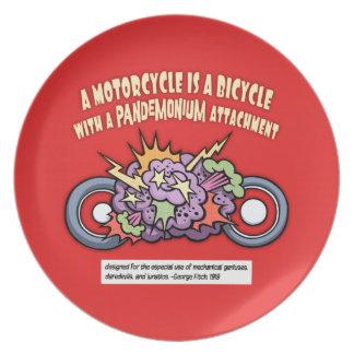 Pandemonium Attachment Plate