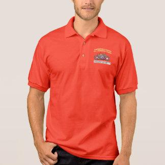 Pandemonium Attachment Polo Shirt