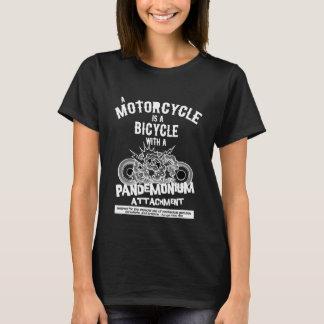 Pandemonium b/w T-Shirt