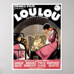 Pandora's Box - Lulu Brooks Poster