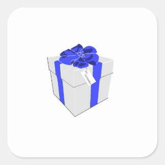Pandora's Box Square Sticker