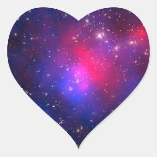 Pandora's Cluster - Abell 2744 Galaxies Sticker