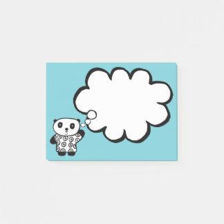Pandy the Panda Post-it Notes
