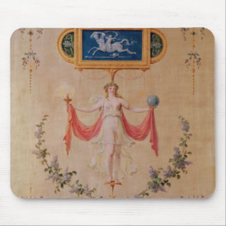Panel from the boudoir of Marie-Antoinette Mouse Pad