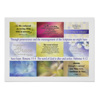 Panel Poster Scriptures