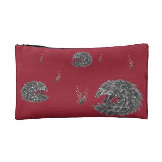 Pangolin Small Cosmetics Bag Cosmetic Bags