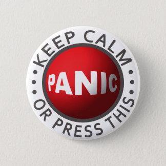Panic Button button