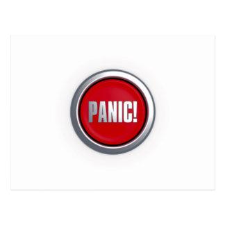 Panic Button Postcard